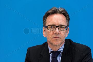 Berlin  Deutschland  Holger Muench  Praesident des Bundeskriminalamtes (BKA)