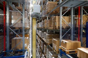 Dortmund  Deutschland  IKEA Distributionszentrum Dortmund-Ellinghausen