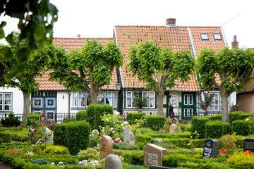 Schleswig  Deutschland  Friedhof in Schleswig