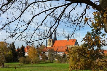Duderstadt  Deutschland  die St. Cyriakuskirche