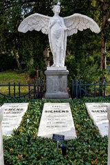 Berlin  Deutschland  Familiengrab von Carl von Siemens