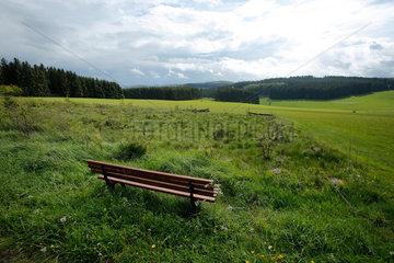 Bad-Berleburg  Deutschland  die Wittgensteiner Schweiz