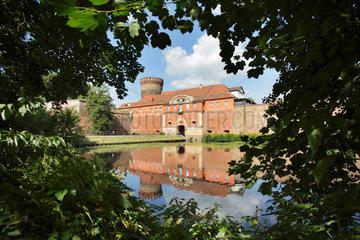 Berlin  Deutschland  Renaissance-Festung Zitadelle Spandau in Berlin-Haselhorst