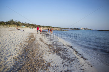 Es Trenc Strand auf Mallorca