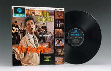 LP 'Cliff Richard and the Shadows'  1962.
