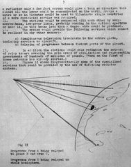 Page from the book 'The Space Station - Its Radio Applications'  1945.