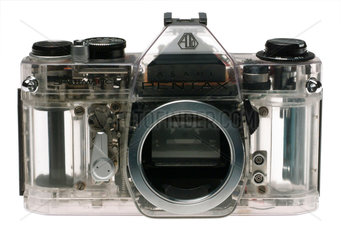Asahi Pentax 'Spotmatic II' camera body  1973.