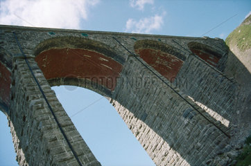 Ribblehead Viaduct  North Yorkshire  14 June 1994.