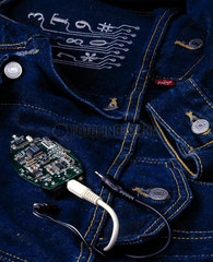 Musical jacket  1999.