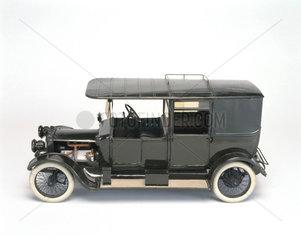 20 hp Daimler staff car  1914.