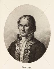 Antoine-Francois de Fourcroy  French chemist  late 18th century.