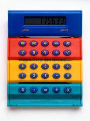 Roll-up calculator  c 2000.