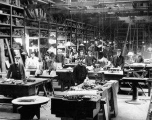 Gateshead works  Tyne & Wear  c 1908.