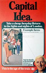 'Capital Idea'  BR (CAS) poster  1981.