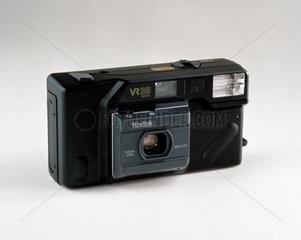 Kodak VR35 camera with built-in flash  c 1986.