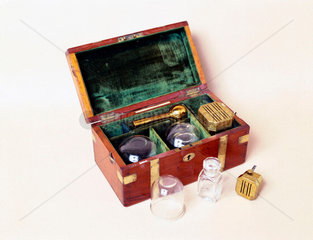 Cupping set  1878.