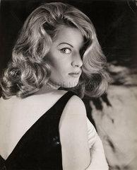 'Belinda Lee - a Rank Organisation Star'  c 1960.