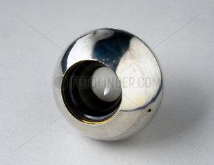 Model eye for teaching purposes  c 1850-1920.
