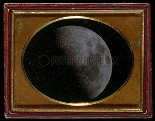 The Moon  1851.