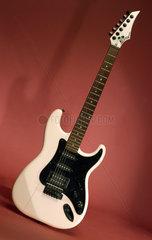 'Vision' electric guitar  1990s.