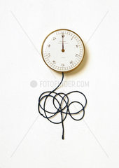 Quain's stethometer  late 19th century.