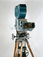 Technicolor three-colour 35mm camera  American  1932-1955.