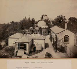 The Royal Observatory  Greenwich  London  1914.