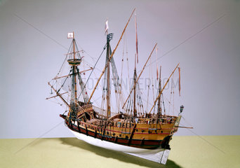 Portuguese caravela  1535.