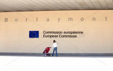 Bruessel  Belgien  Europaeische Kommission im Berlaymont-Gebaeude