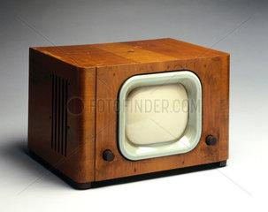 Pye television receiver  type B18T  1948.