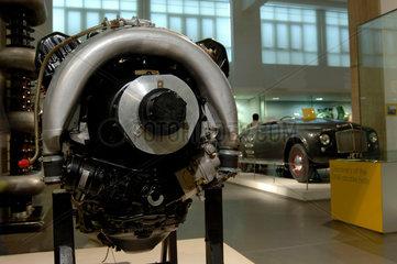 Rolls Royce Merlin engine  1943.