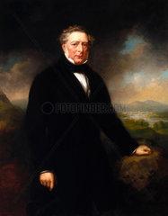 Robert Stephenson  English mechanical and civil engineer  c 1850s.