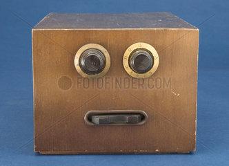 Band III adaptor  1955.