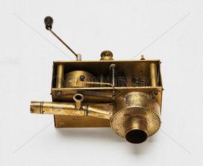 Antiseptic machine  1879.