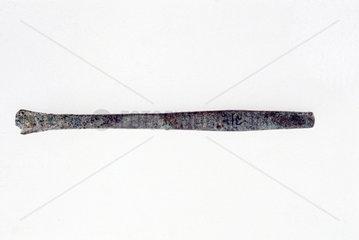 Bronze chisel  c 1370 BC.
