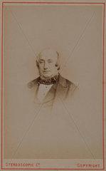 James Scott Bowerbank  British geologist  1854-1866.