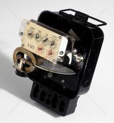 Electricity meter  c 1930.