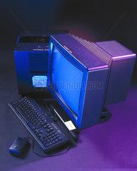 The NeXT computer  c 1990.