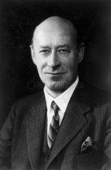 Thomas Smith  President of the Physical Society  c 1930.