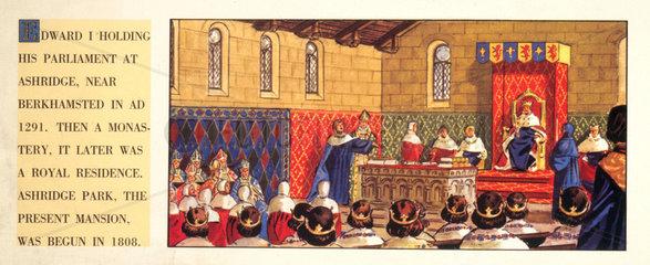 Edward I  1291  (c 1950s).