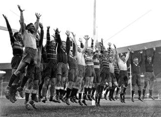 Australian Rugby Team  15 August 1933.