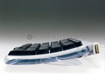 Apple G4 computer keyboard  2003.