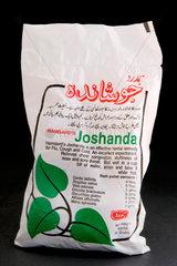 Joshanda  dried herbs  c 2004-2005.