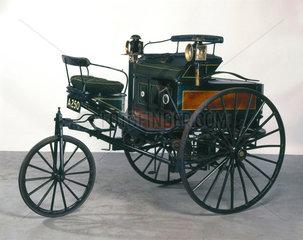 Benz 1.5 hp motor car  1888.