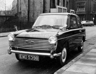 Austin A40  March 1964.