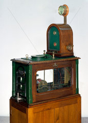 Tyers no 6 train tablet instrument  19th-20th century.