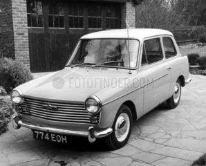 Austin A40  April 1962.