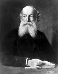 Friedrich August Kekule von Stradonitz  German organic chemist  c 1880s.