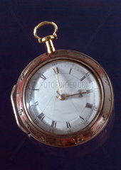 Cylinder watch  no.6808.