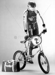 BMX bike  October 1982.